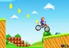 Mario bros motocross